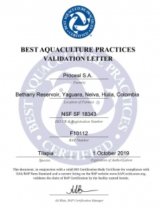 Best Practice Validation Letter