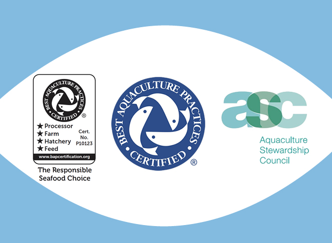 certifications - Aquabest Seafood