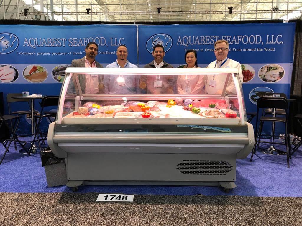 Seafood Expo North America 2019 - AQUABEST SEAFOOD | Fresh